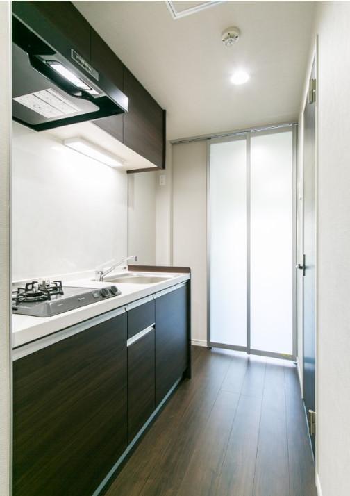 E2ビル Aタイプ キッチン