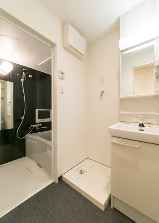 FTビル Fタイプ 浴室 洗面