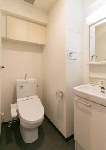 FTビル Bタイプ トイレ