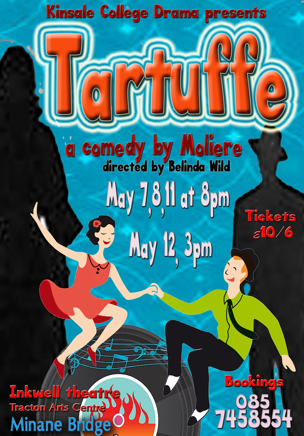 First Year Show Tartuffe.