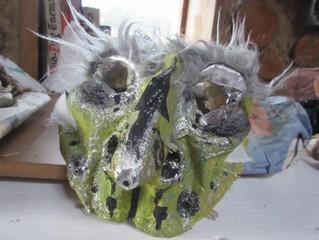 The finished masks!