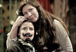 As You Like Celia and Rosalind
