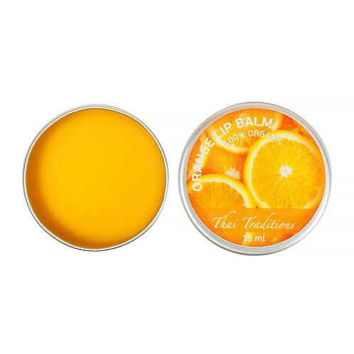 Бальзам для губ апельсин Thai Traditions