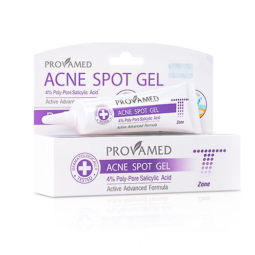 Гель для точечного нанесения от прыщей Provamed Rapid Clear Acne Spot Gel