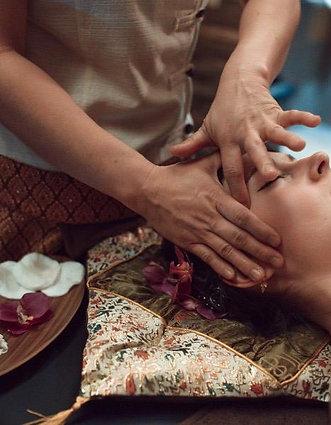 Тайский массаж лица - 40 минут