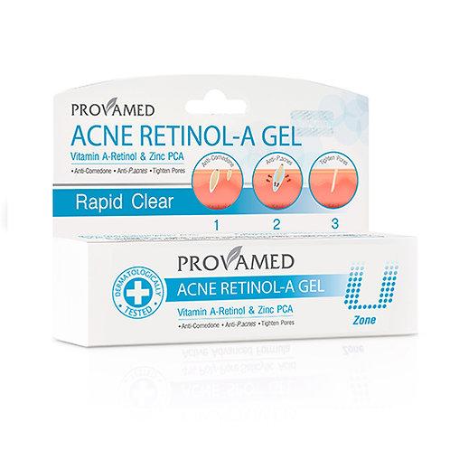 Точечный гель от акне с ретинолом Provamed Acnе Retinol-A Gel