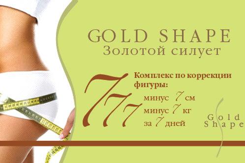 Карта Gold Shape