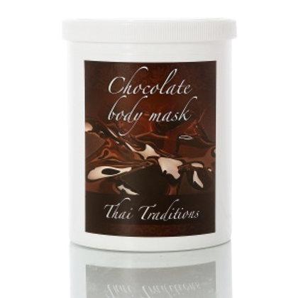 Маска для тела шоколад Thai Traditions