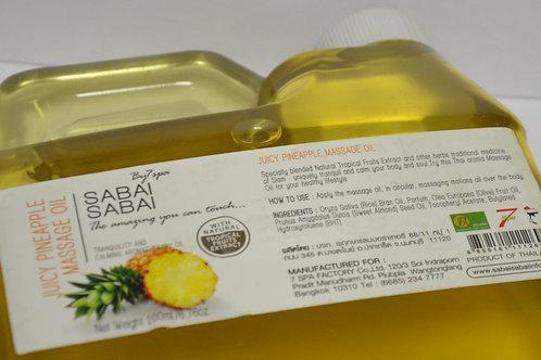 SABAI SABAI масло Сочный Ананас