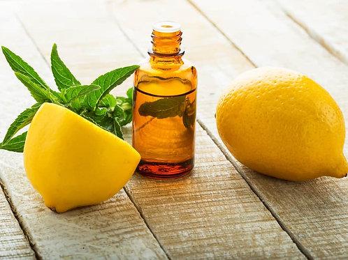"""Массажное масло  """"Тропический Лимон"""""""