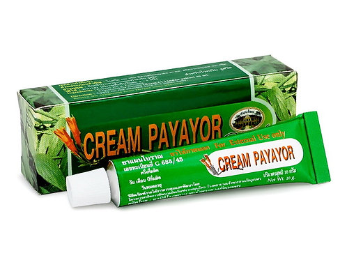 Крем от герпеса Abhaibhubejhr Cream Payayor, 10 г
