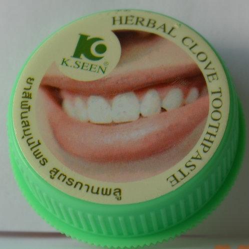 Травяная зубная паста K.SEEN