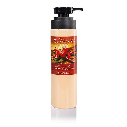 Лосьон для тела антицеллюлитный красный перец Thai Traditions