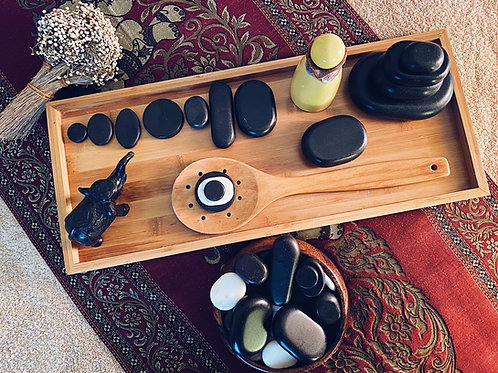STONE терапия «Живая сила камня»