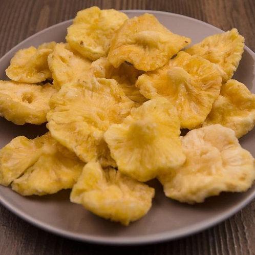 Вяленый тайский ананас, натуральный, без сахара
