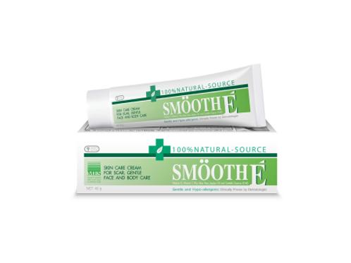 Ухаживающий крем с витамином Е SMOOTH-E