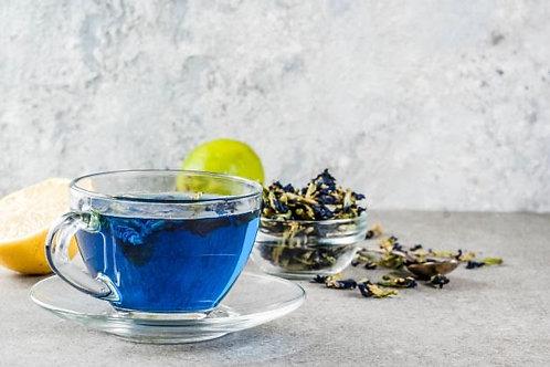 Синий тайский чай Док Анчан, мотыльковый горошек