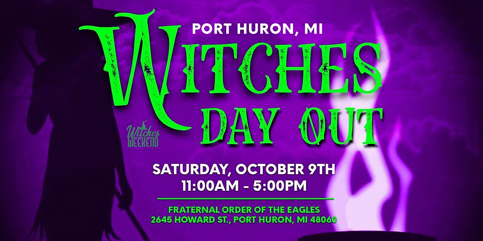 Witches Day Out - Port Huron, MI