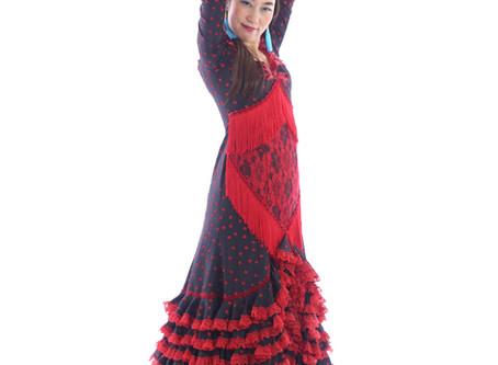 フラメンコダンサーの驚きの美容法 (ある40代女性の美容に関する本当のお話)
