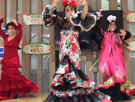 フラメンコの発表会レポート(友遊カルチャーセンターフェスティバル2021)