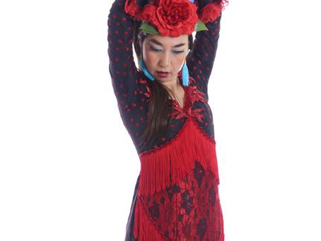 フラメンコダンサーの驚きの美容法 (オンナらしい心を取り戻す方法)