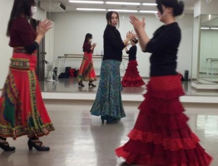 踊り始めたら○○はない。生徒さんと先生の違い。