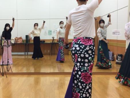 アウロラフラメンコのスーパーフラメンコを踊ろう