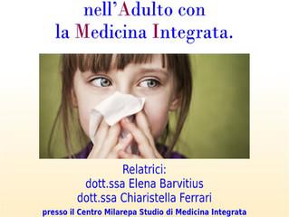 Conferenza sui Disturbi Stagionali nel Bambino e nell'Adulto.