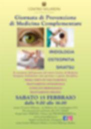 Giornata di Prevenzione di Medicina Comp