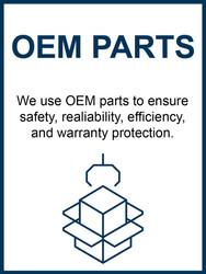 OEM Parts Nav Box