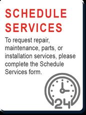 Schedule Services