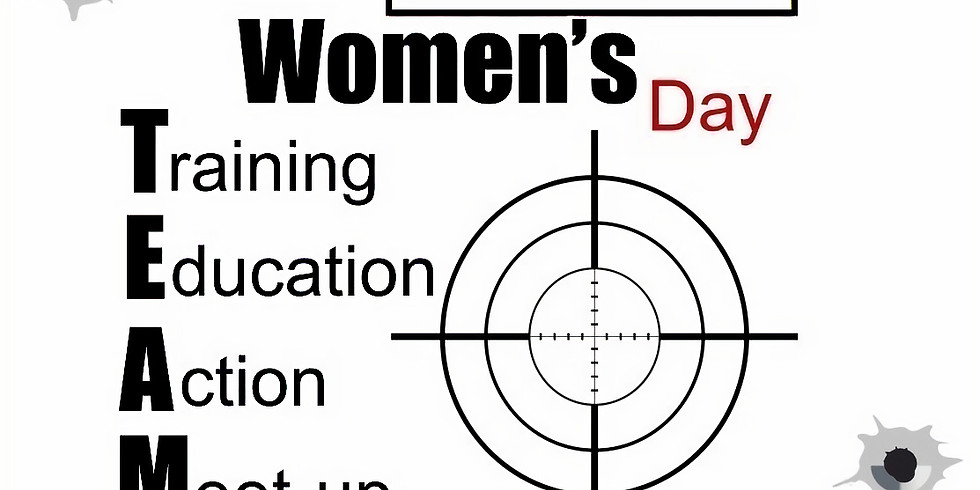 December Women's Day! TEAM Meeting and Shoot
