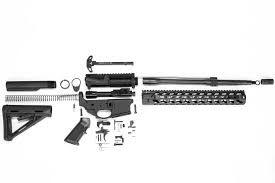 Ar Build Class with Gunsmith WITH GUN