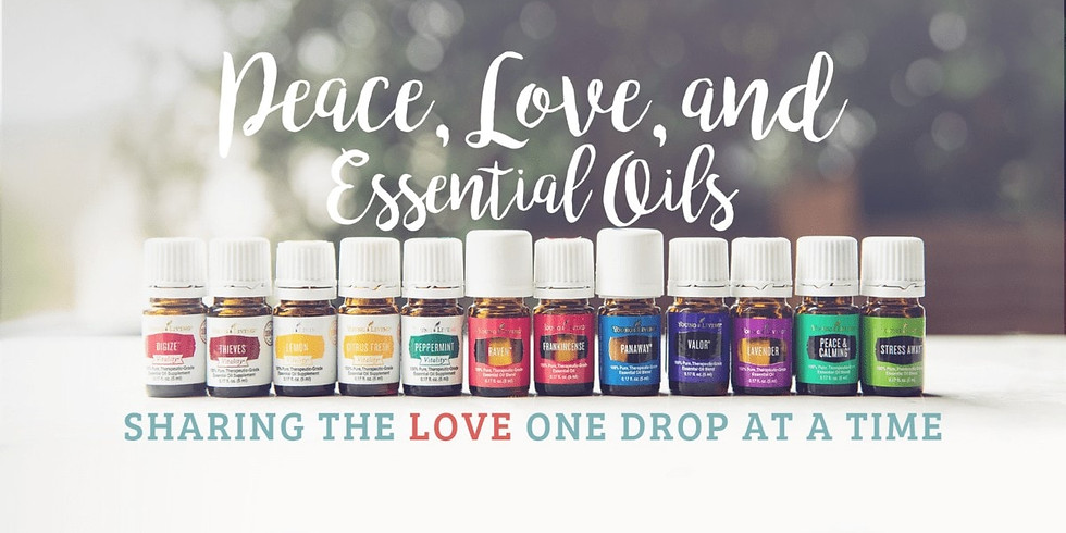 July Special Women's Day! Essential Oil Seminar, Lunch & Shoot!