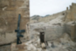 Custom short barrel rifle with silencer