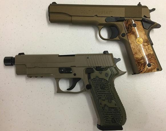 Gun Finishing and Restoration