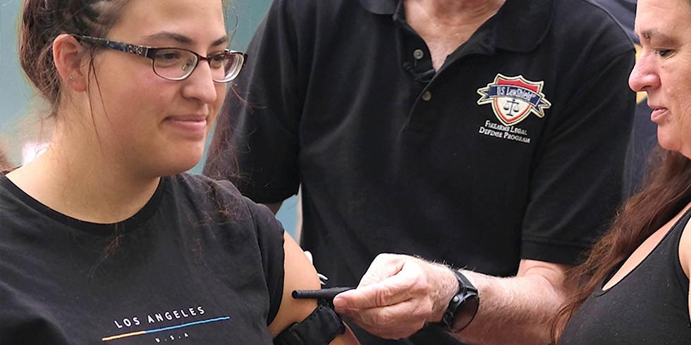 First Aid Gunshot Wound Course