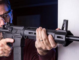 Shotguns vs Rifles for Home Defense