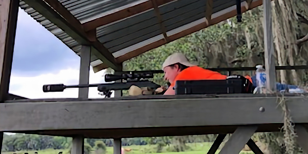 Intro to Long Range Shooting Class