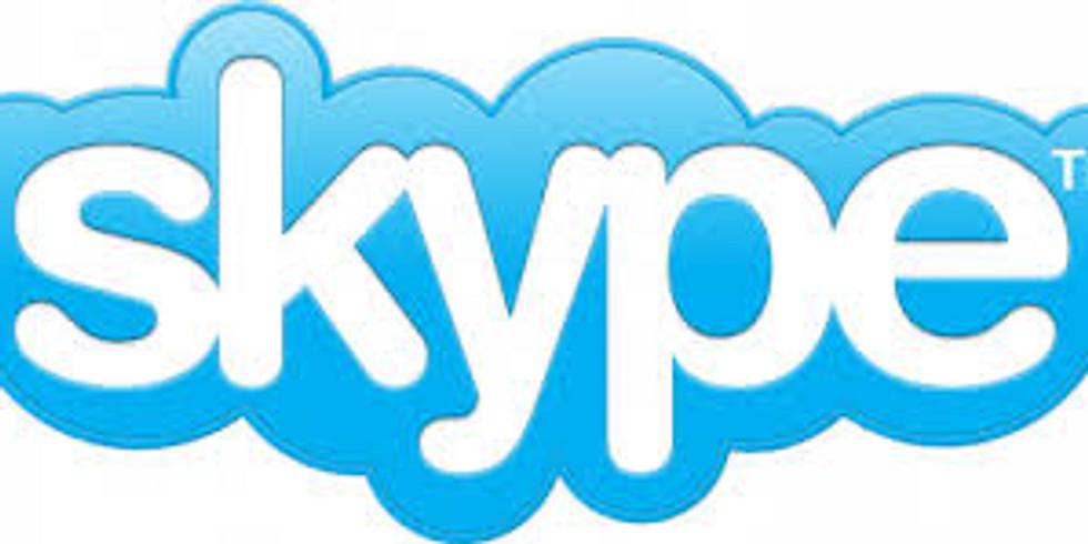 Skype Painting