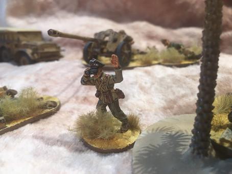 DAK - the gentlemen's war in the desert