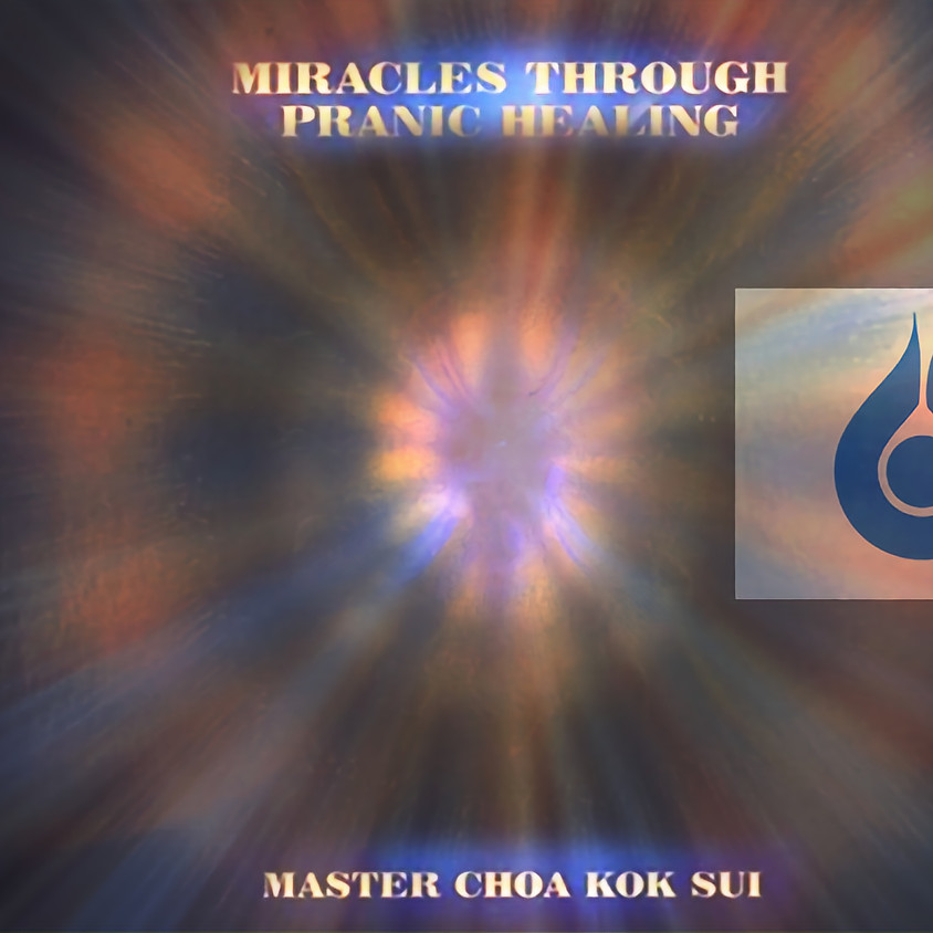 MCKS Pranic Healing® Level I with Master Co
