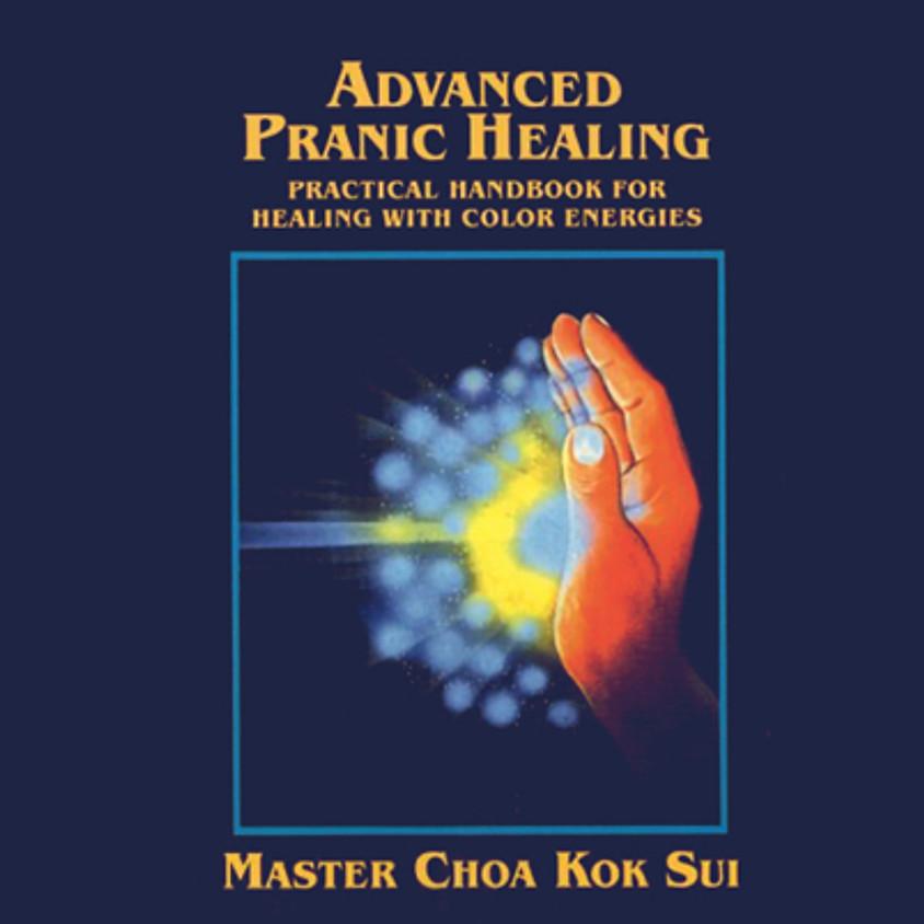 MCKS Advanced Pranic Healing® Level II - Kei Okubo