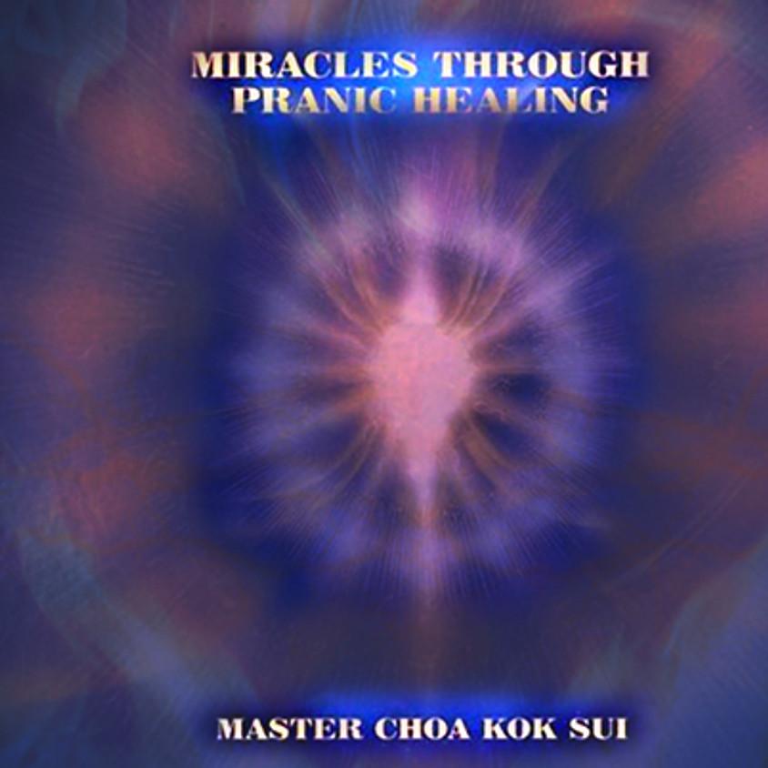 MCKS Pranic Healing® Level I with Jeffery Williams