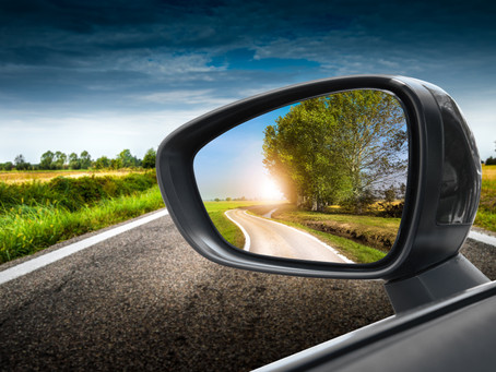 2020 in the Rear View Mirror