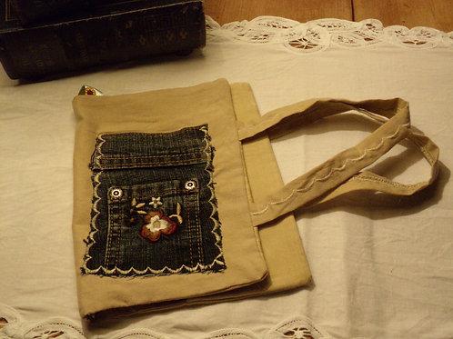 Liseuses format de poche en tissus