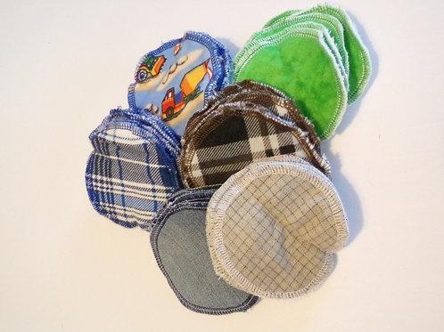 Lingettes nettoyantes, lingettes multi-usage, lingettes démaquillantes de La boîte imaginaire de Jonathan