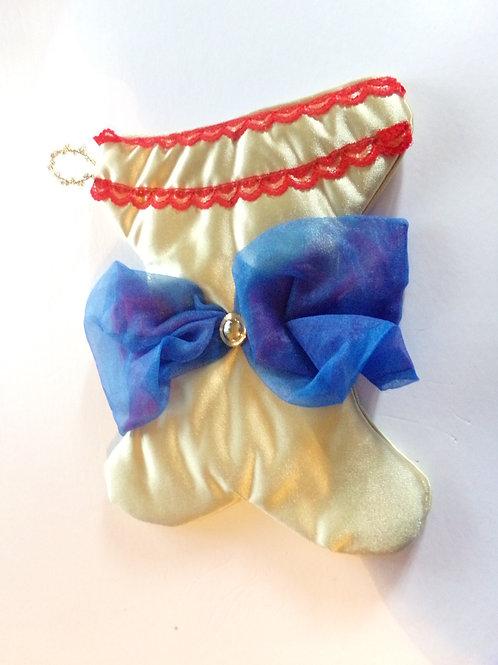 Bas de Noël, accessoires animaux de La boîte imaginaire de Jonathan
