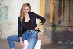 Lost in Paradise Jeans  Doro slim