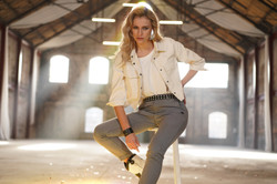 Lost in Paradise Jeans Sarah Chino Jeans Trends von Lost in Paradise